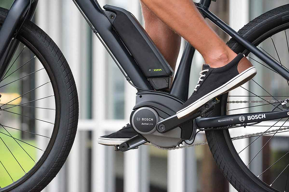 Mid-Drives for ebike