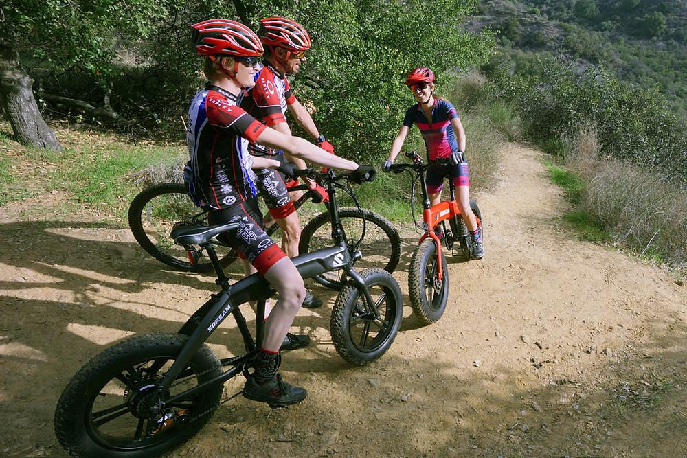 How to Plan an Electric Bike Camping Trip?