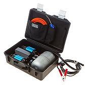 arb portable twin compressor
