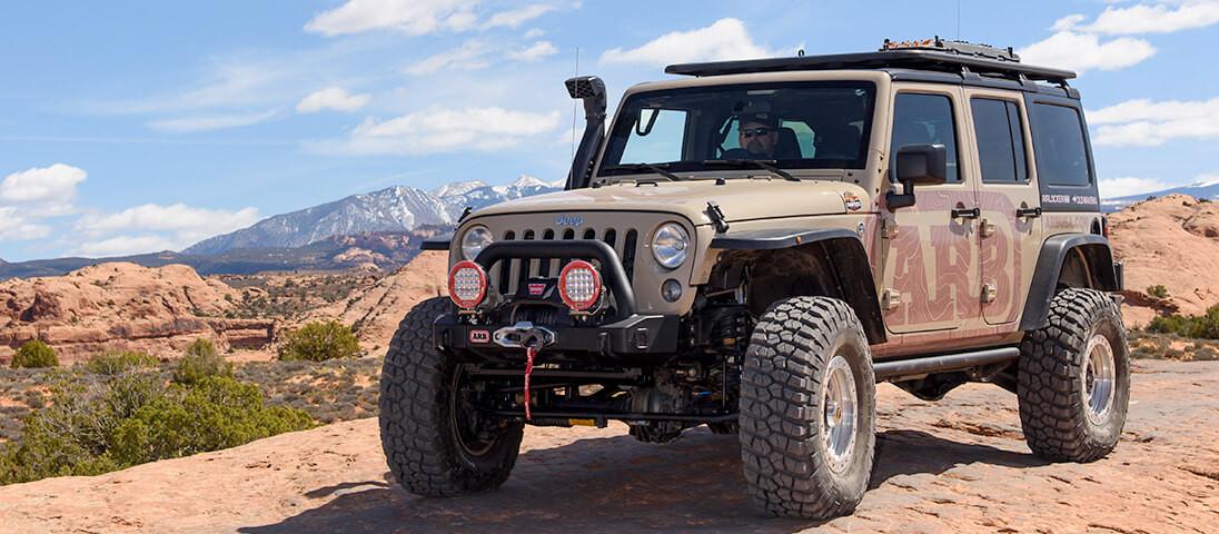 ARB Jeep JK