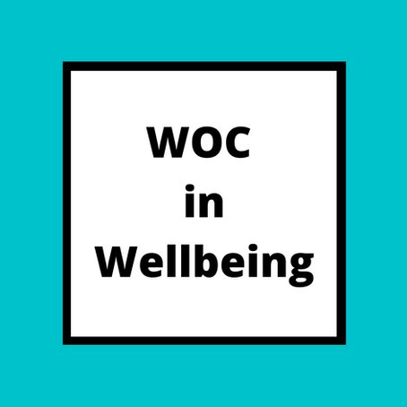 WOC in Wellbeing