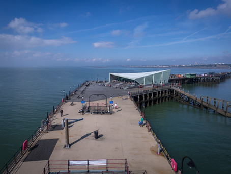 Pier Investment Continues!