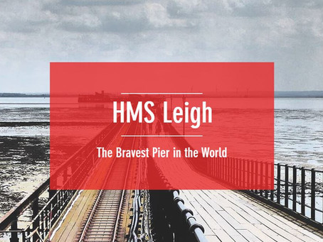 HMS Leigh 'Bravest Pier in the World Event'