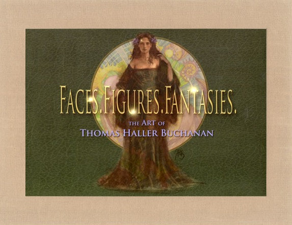 Faces.Figures.Fantasies (slipcase hardcover)