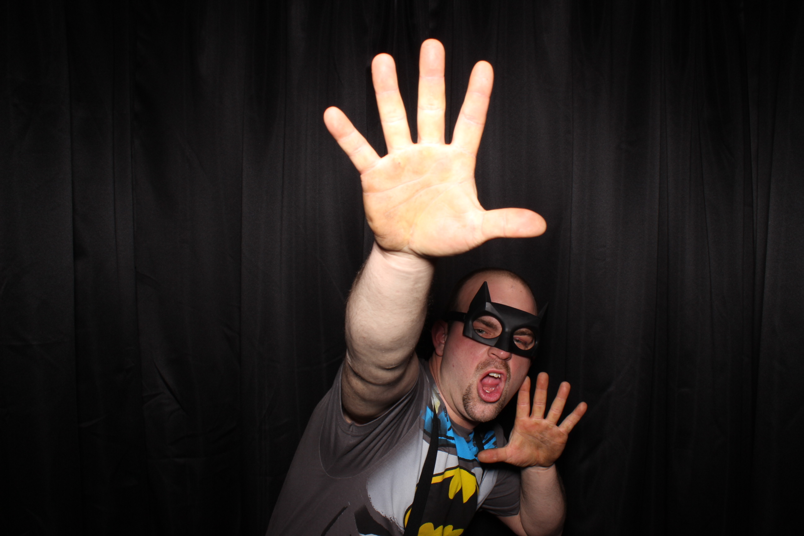 Madison, wi photo booth