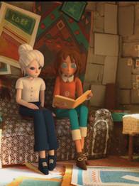 Le refuge des Souvenirs (Animation interactif 2017)