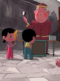 Le Hochet - Film d'animation 2018