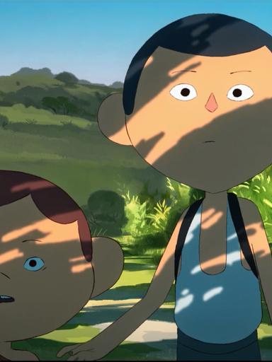 Pieds Nus (Animation 2017)
