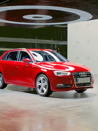 Audi talents Awards A3 Sportback (pub 2014)