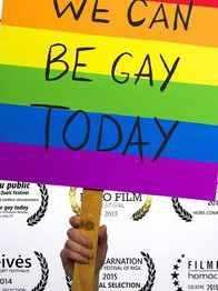 We can be gay today (Documentaire 2014)