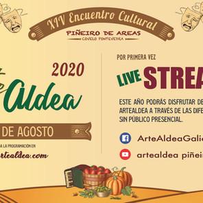 XIV Edición del Encuentro Cultural ArteAldea