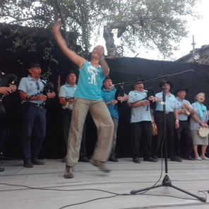El Festival Artealdea se inicia hoy en Piñeiro de Areas, Covelo