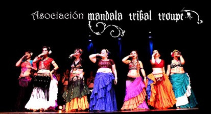 ArteAldea: Asoc. Mandala Tribal Troupe