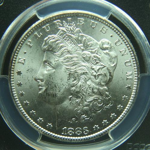 1883-CC Morgan Silver Dollar PCGS MS62