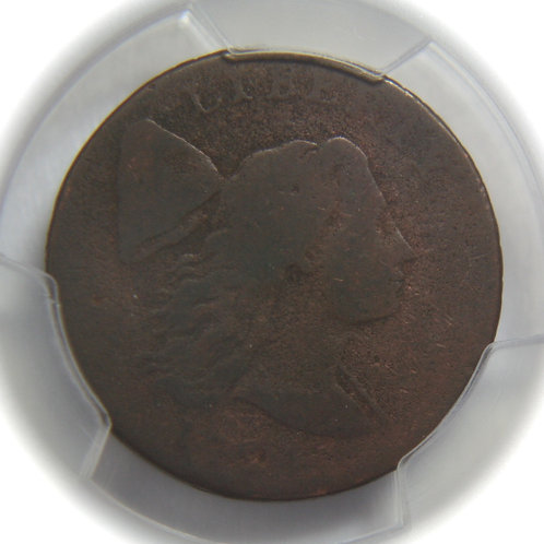 1794 Liberty Cap Head of 1794 Large Cent PCGS AG03