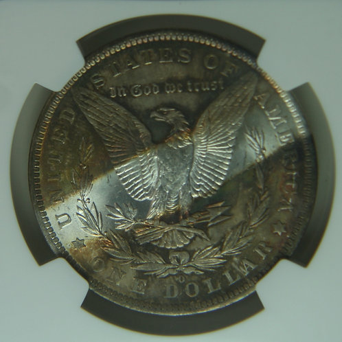 1883-O Morgan Silver Dollar NGC MS63