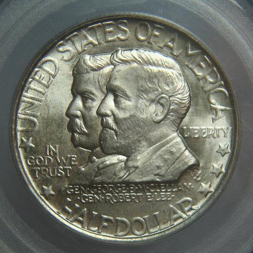 1937 Antietam Half Dollar PCGS MS66 & CAC