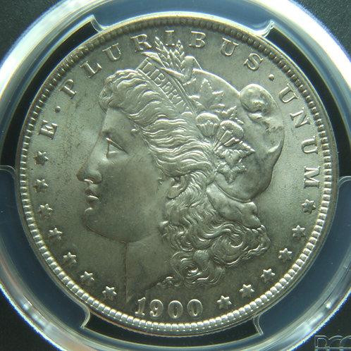 1900-O Morgan Silver Dollar PCGS MS66