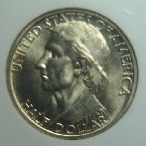 1936-D Boone Half Dollar NGC MS65 & CAC
