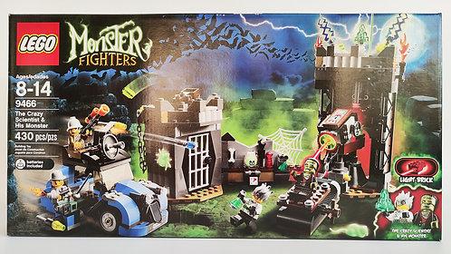Лего Monster Fighters 9466
