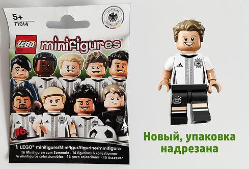Lego Минифигурка сборной Германии Крусе