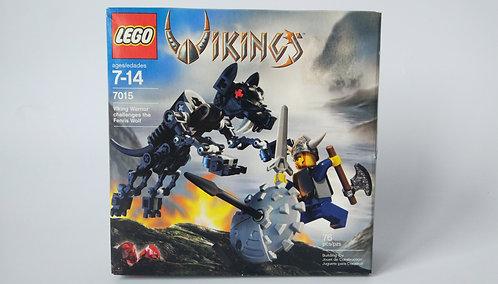 7015 Викинг против волка
