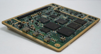 BGA PCB Assembly with Testing and Progra