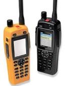 TETRA portable handheld radio