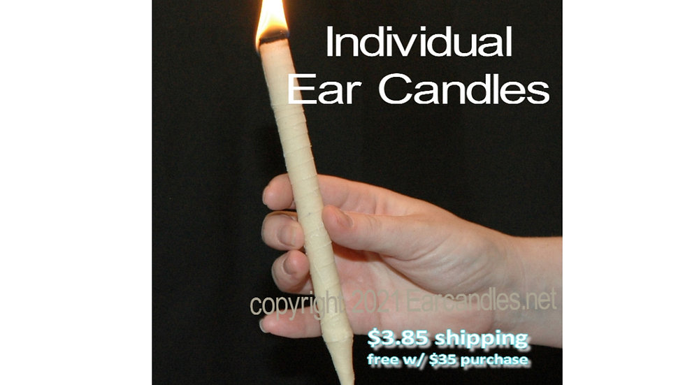 Individual Ear Candle