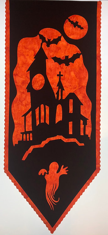 Haunted House Laser Cut