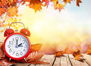 """Clarity on the time change: Quick tips for """"falling back"""", sleeping, and staying healthy."""