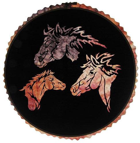 Wild Horses 10 inch