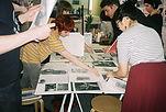 Shy Bairns The Tetley The House That Heals The Soul Exhibition Zine Workshop