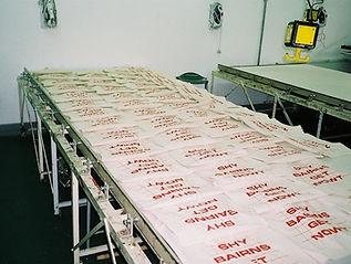 Shy Bairn DIY merchendise tote bags