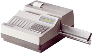 Standard Register TE1916 Batch Item Encoder