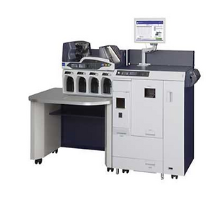 UWH-1000/1500 - Banknote Sorter With Strapping Function