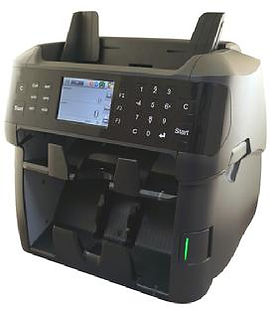 AMROTEC -1000 Currency Discriminator (2 pocket)