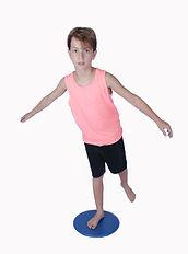 שיווי משקל,קואורדינציה,קשב וריכוז,רגיעה,משחק