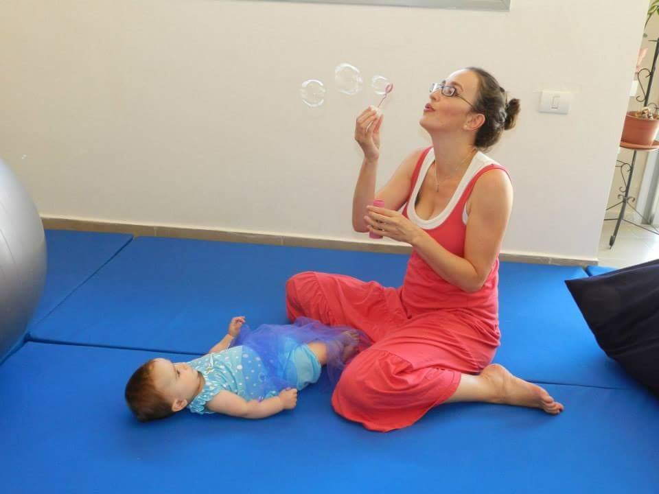 התפתחות תינוקות וילדים,טיפול בעיכובים מוטורים,ויסות חושי,הפרעת קב וריכוז