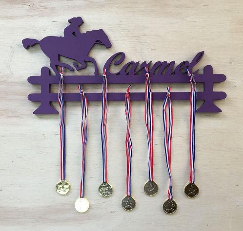 מתלה מדליות לספורטאים