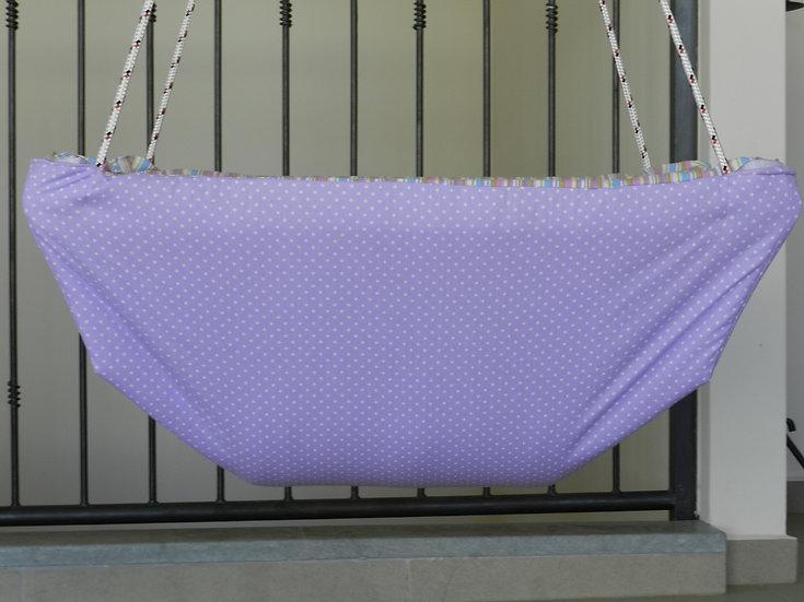 ערסל תינוקות כרמל -צבע סגול