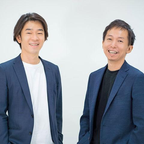 IPO相談室 川副と長村の写真
