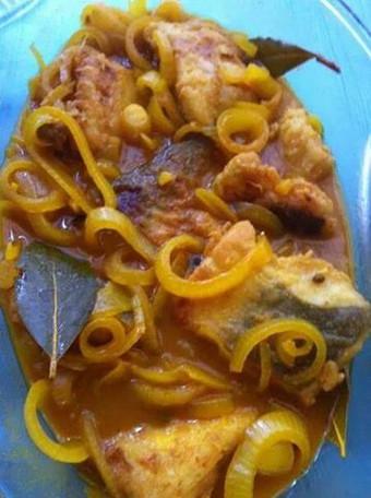 Fatima's Pickled fish recipe