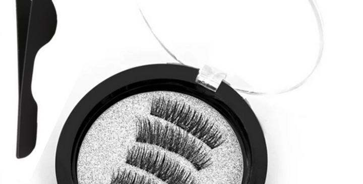 3D MAGNETIC LASHES + APPLICATOR TOOL