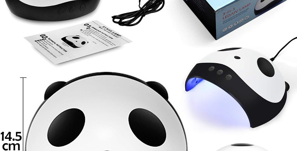 PANDA UV LED  LAMP USB PLUG 36 WATS