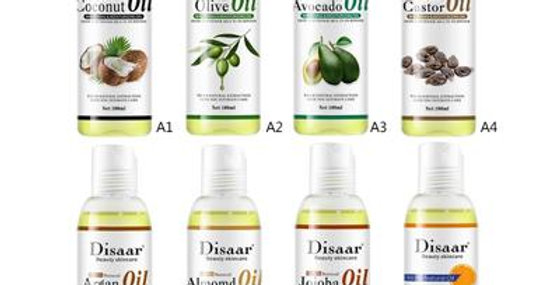 Disaar Natural massage oil 100ml