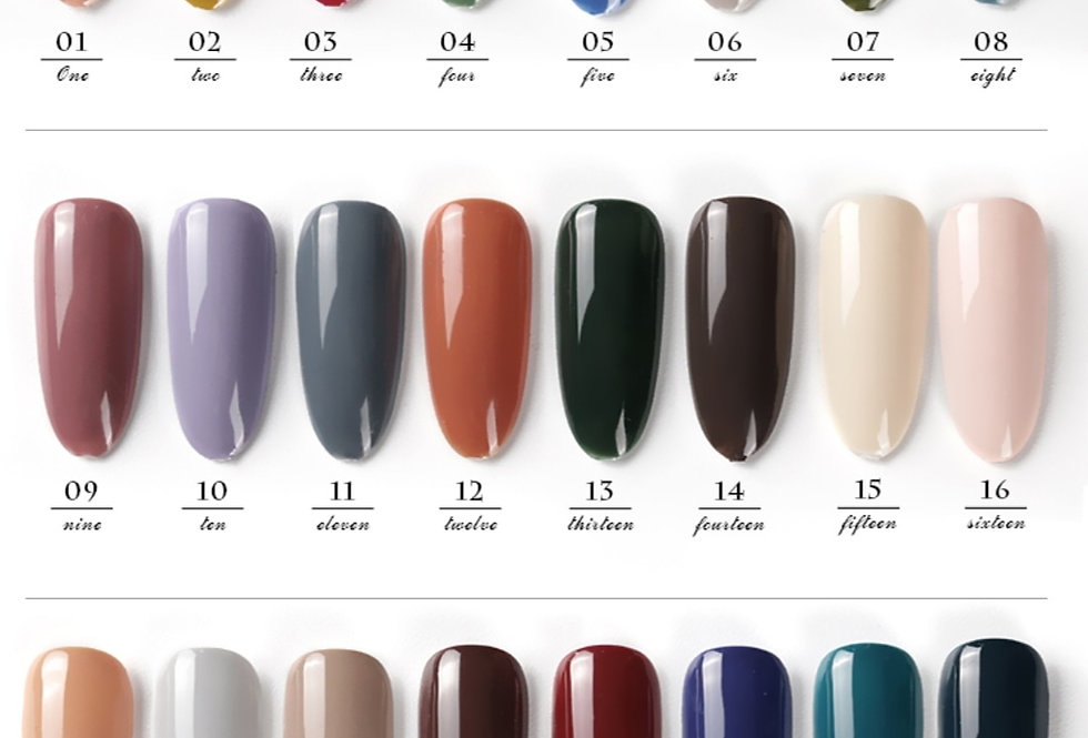 AS GEL POLISH ROYAL RANGE