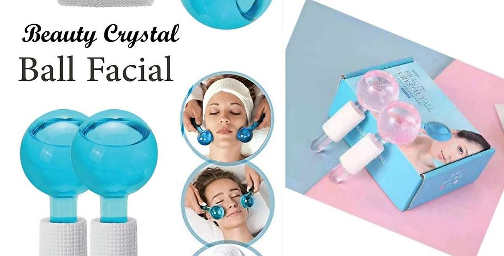 Beauty Crystal facial ball