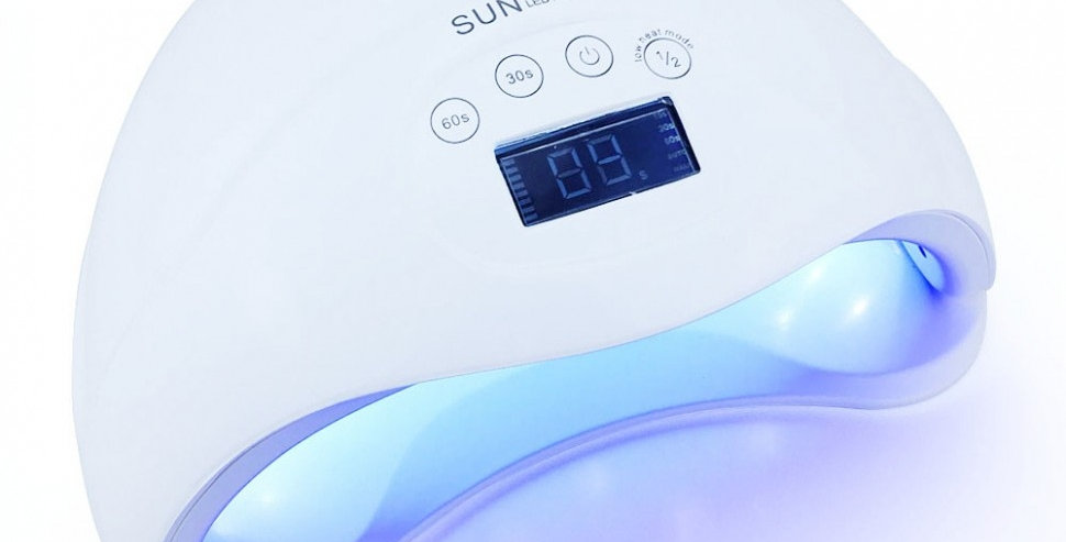 SUN 5 PLUS UV LED LAMP 48 WATS