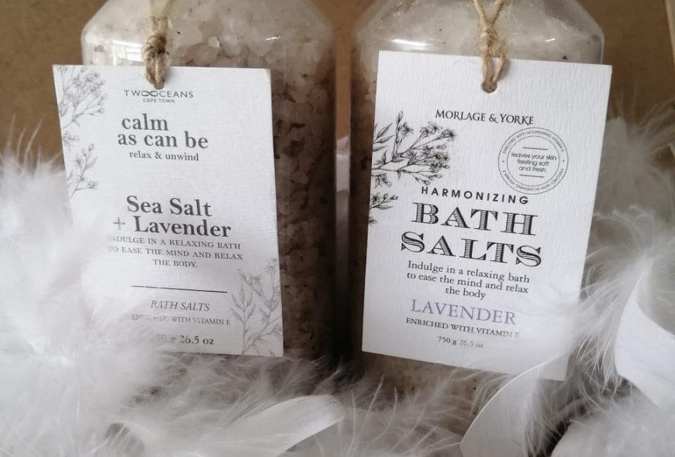 BATH SALTS 750G